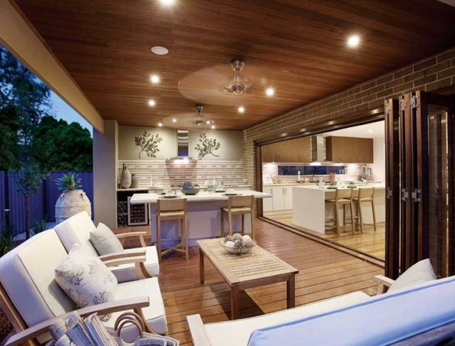 Indoor Outdoor Deck Ideas