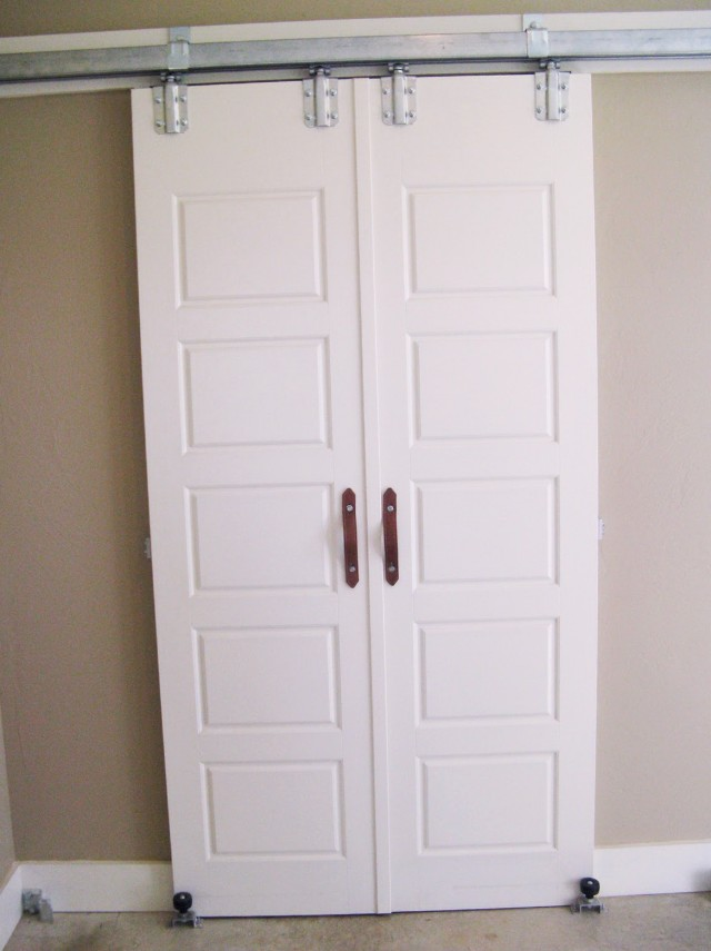Interior Barn Doors For Closets