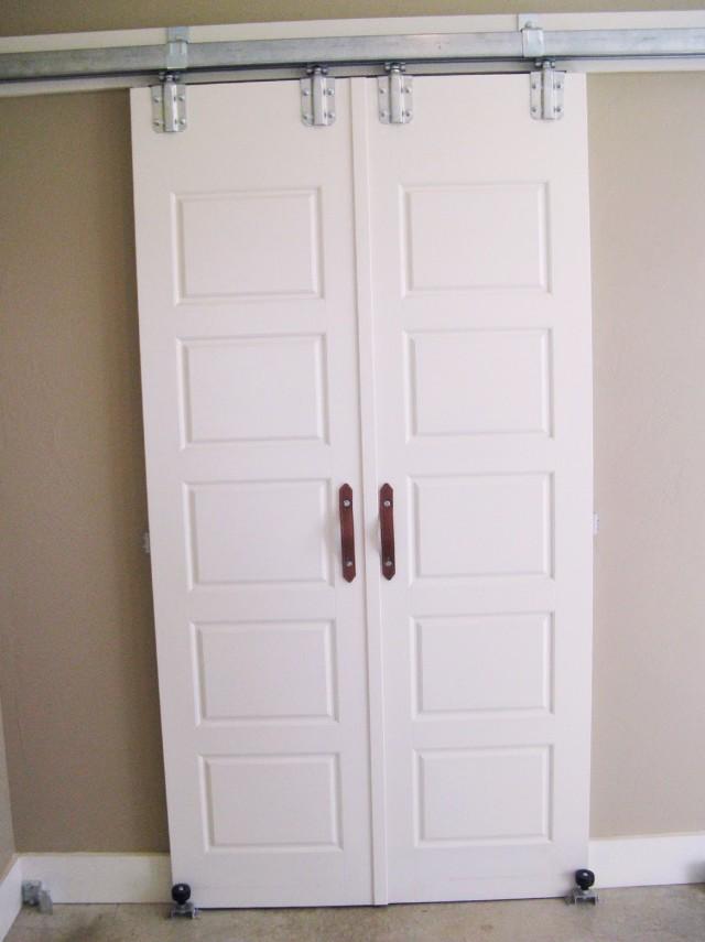 Interior Barn Doors For Closets