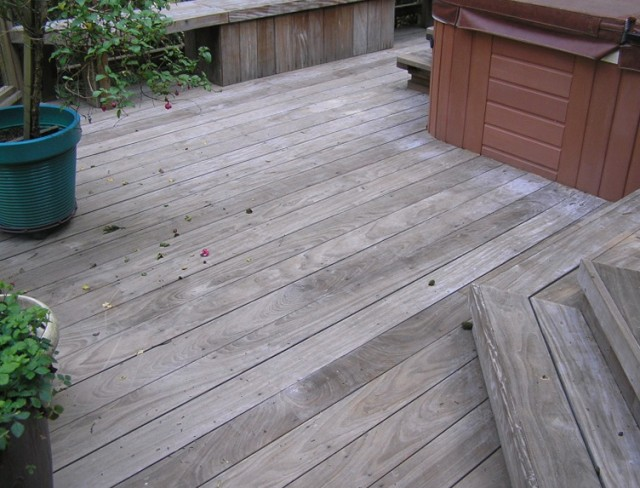 Ipe Wood Decking Care