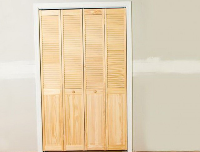 Louvered Bifold Closet Doors Sizes