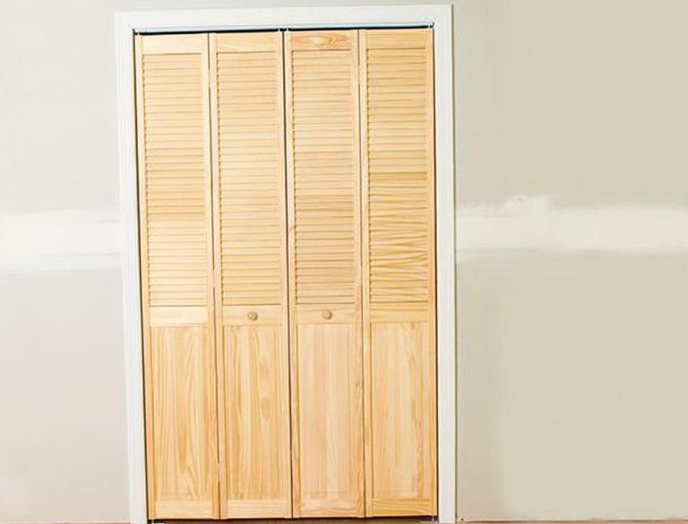 Louvered Bifold Closet Doors Sizes