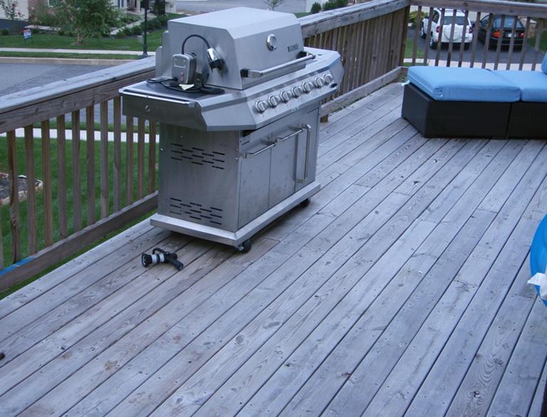 Lowes Deck Restore 4x