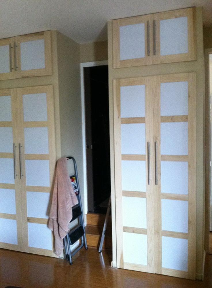 Make A Closet Door