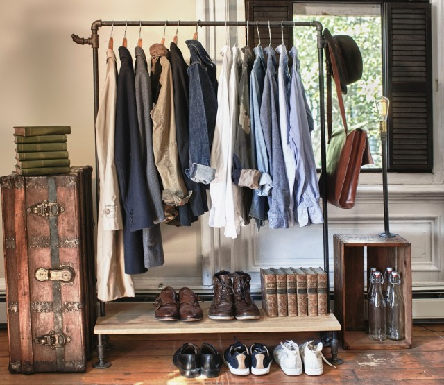 Make Your Own Closet Shelves