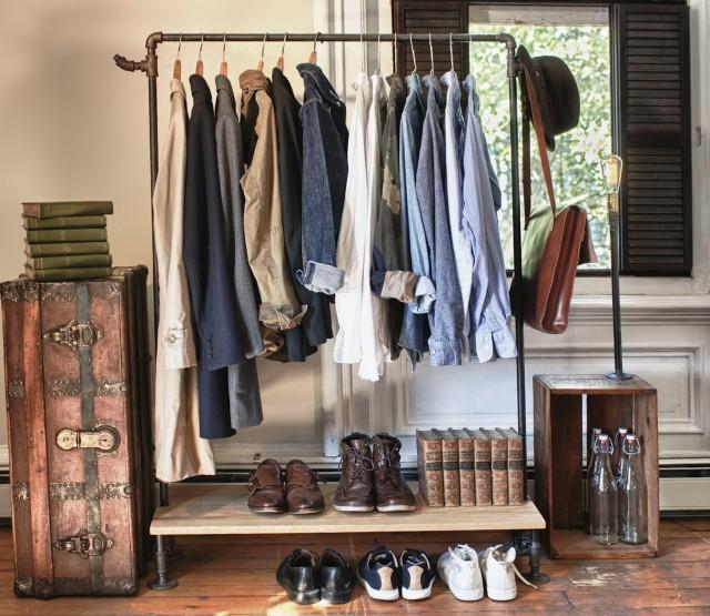 Make Your Own Closet Shelves