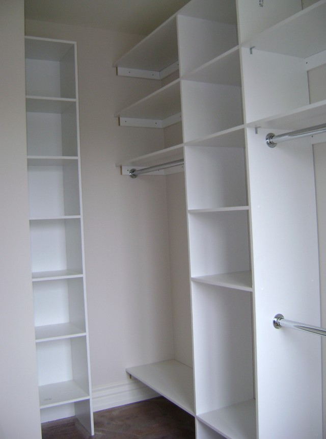 Make Your Own Closet System