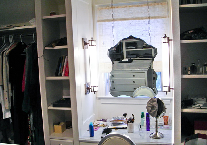 Makeup Closet Room Ideas