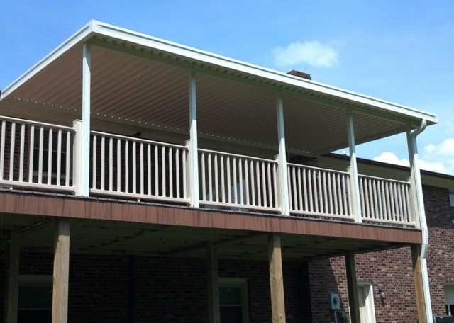 Metal Awnings For Decks