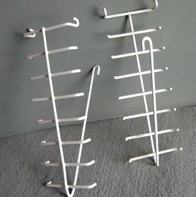 Metal Closet Organizer Rack