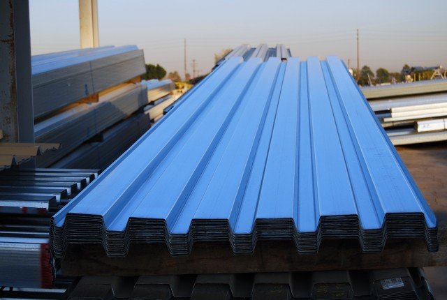 Metal Roof Deck Profiles