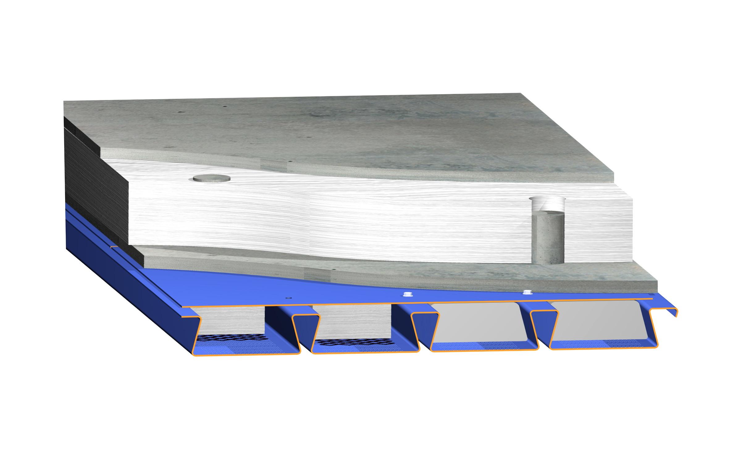 Metal Roof Deck Types