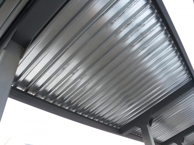 Metal Roof Decking Cost