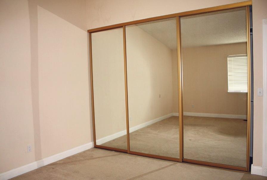 Mirrored Closet Sliding Doors At Home Depot