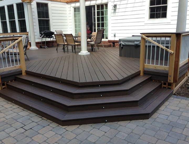 Modern Deck Railings Columbus Ohio