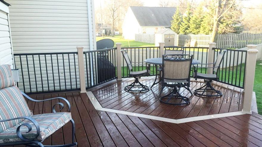 New Wood Deck Coatings
