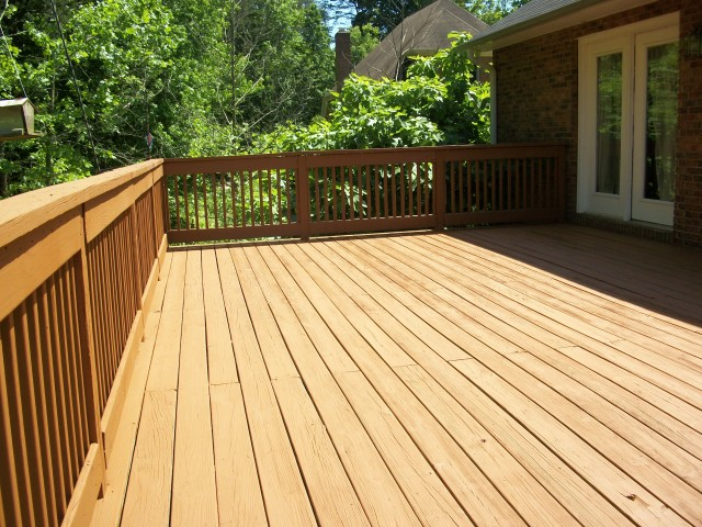 Olympic Deck Stain Color Chart
