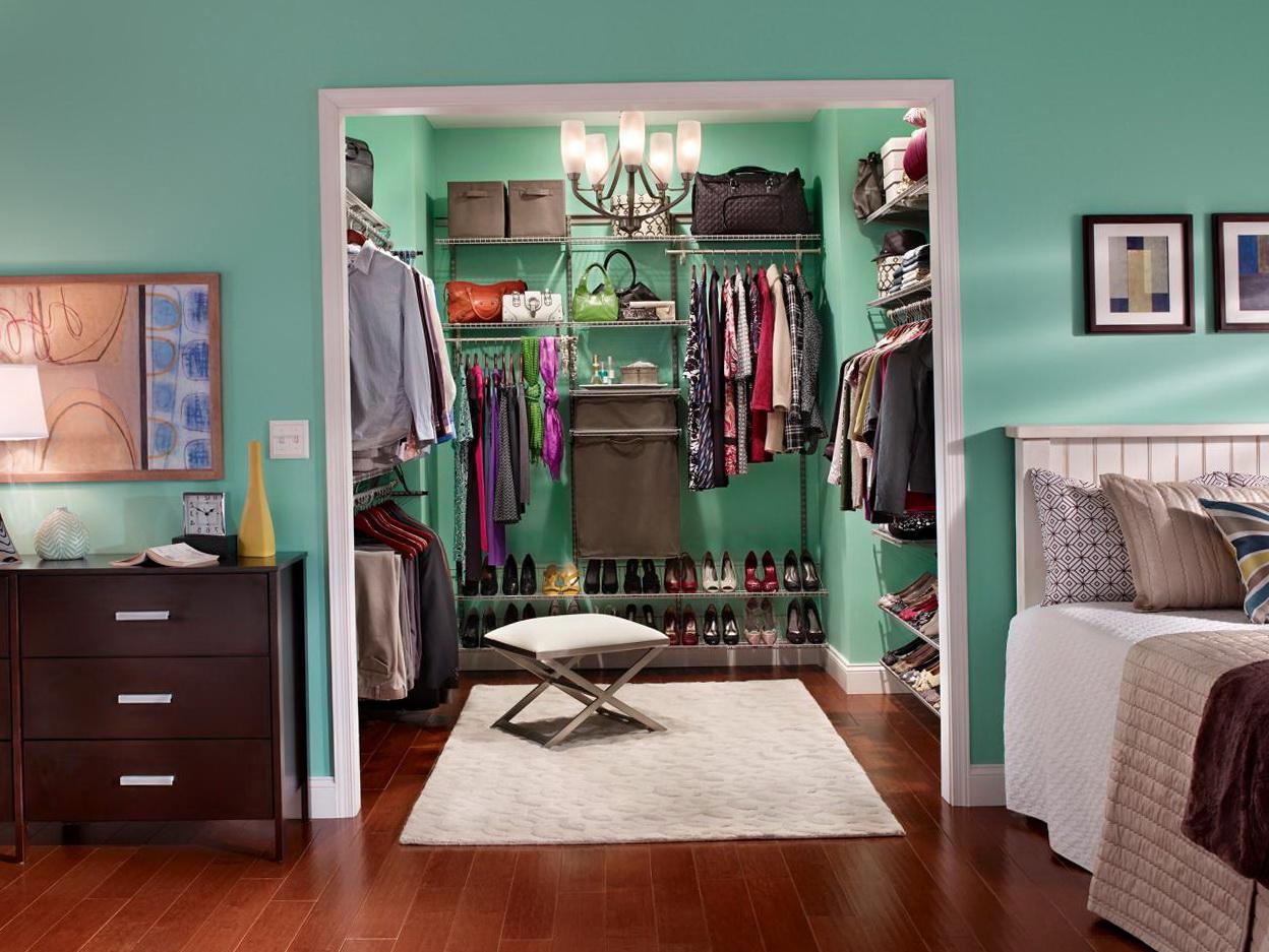 Organizing My Closet On A Budget