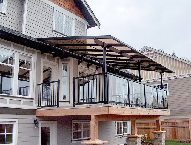 Patio Deck Cover Ideas