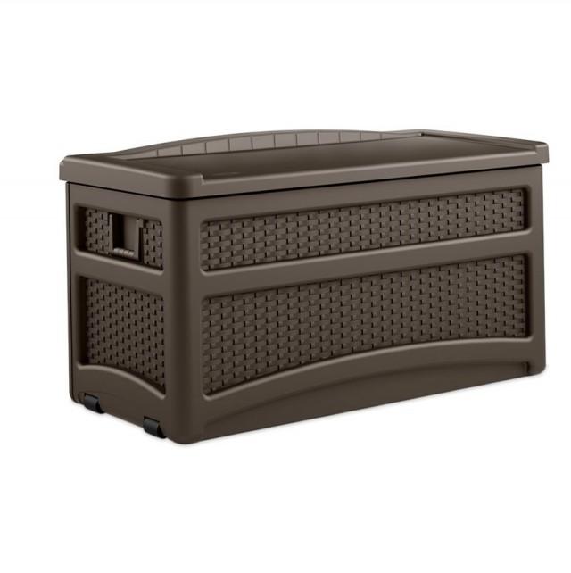 Plastic Deck Box Storage