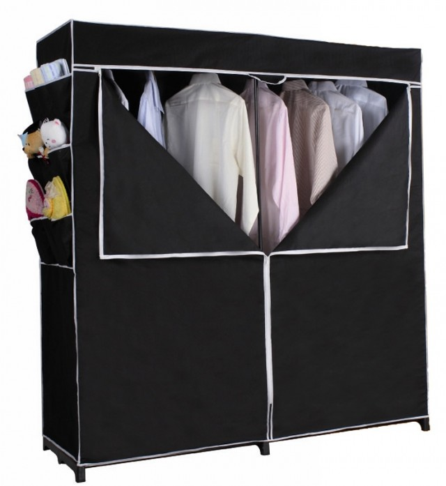 Portable Closet Storage Home Depot