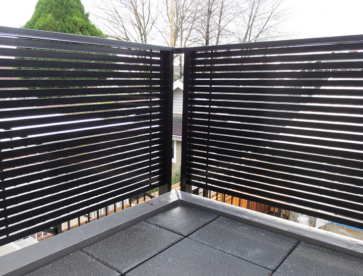 Privacy Deck Railing Systems