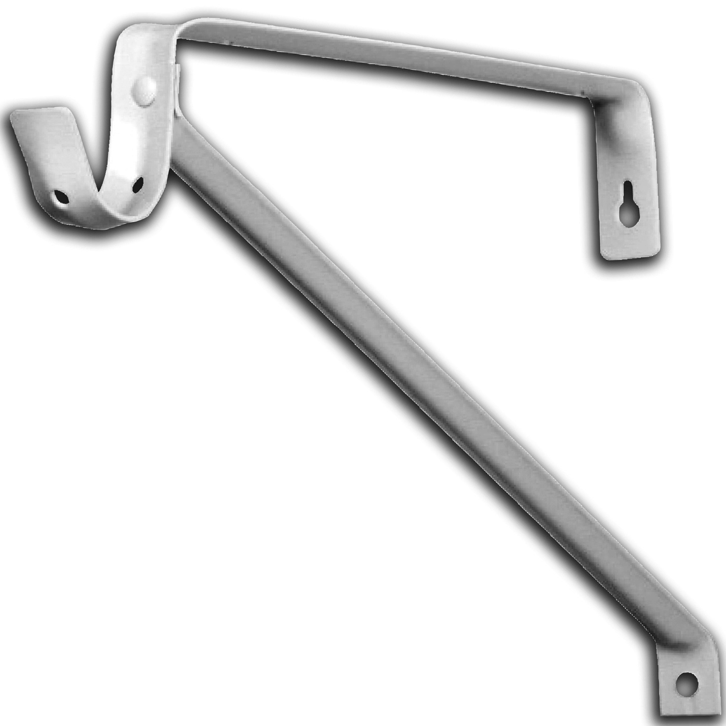 Pull Down Closet Rod Heavy Duty