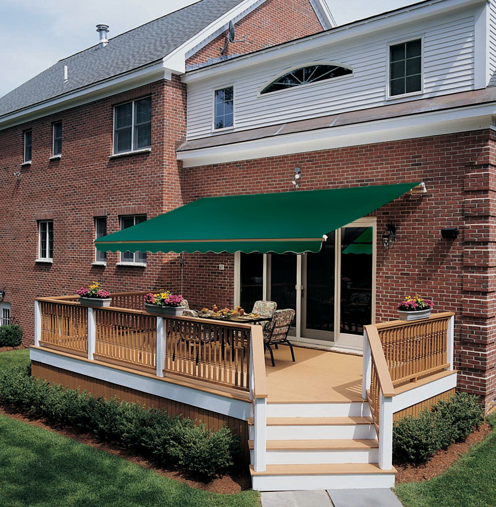 Retractable Deck Awnings Lowes
