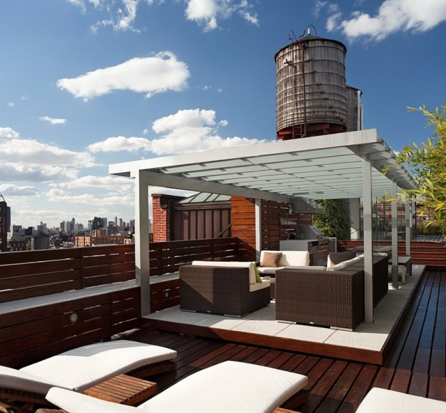 Roof Deck Design Plans