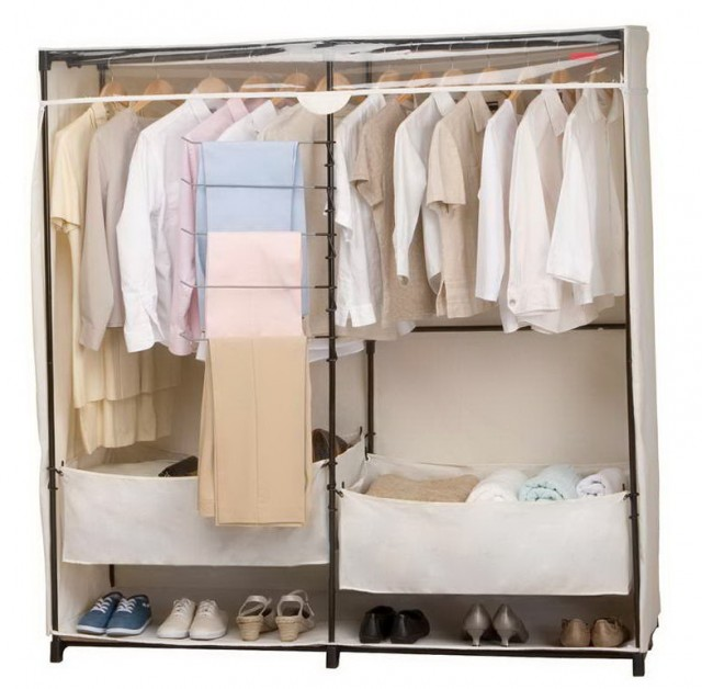 Room Essentials Expandable Closet Organizer