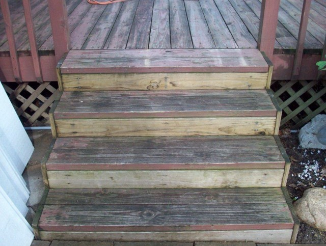 Rubberized Deck Coating For Wood