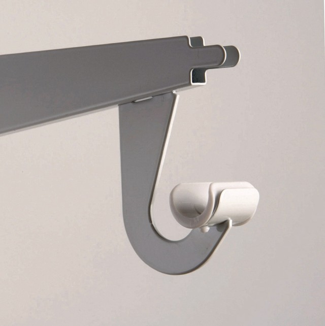 Rubbermaid Closet Shelving Hardware
