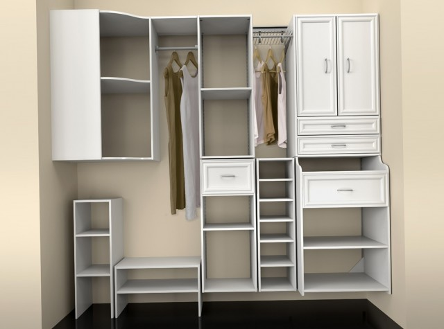 Rubbermaid Storage Closet Cabinet