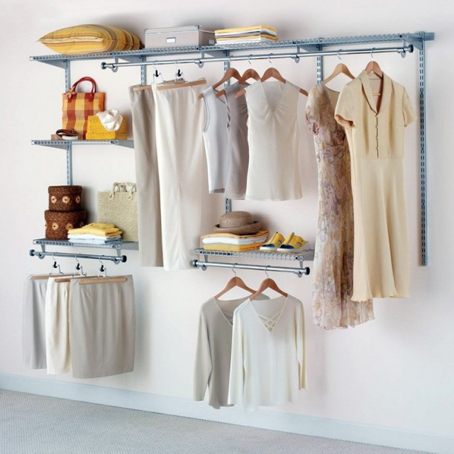 Rubbermaid Storage Closet Organizer '