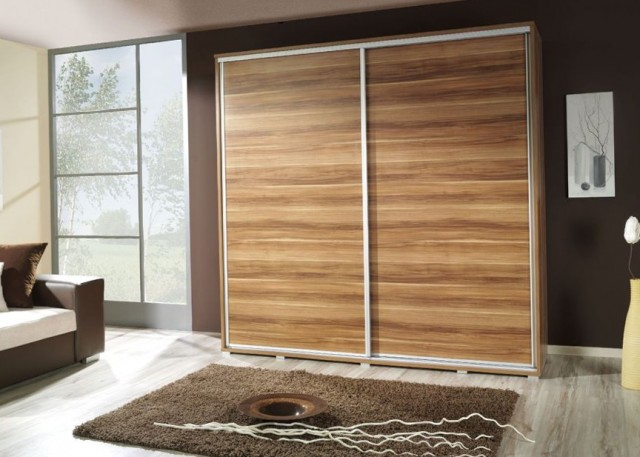 Rustic Sliding Closet Doors