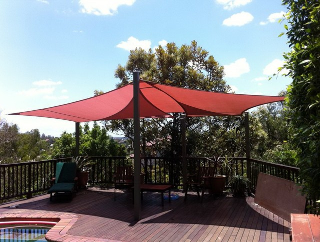 Shade Sails For Decks