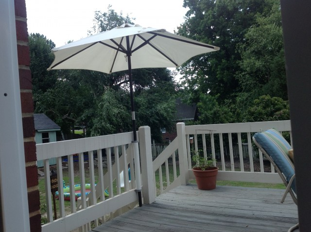 Shade Umbrellas For Decks