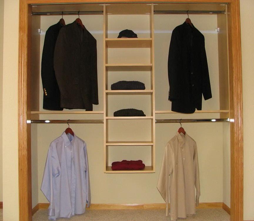 Shelf Ideas For Closets