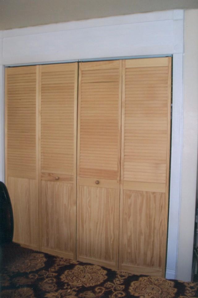 Sliding Closet Doors Louvered
