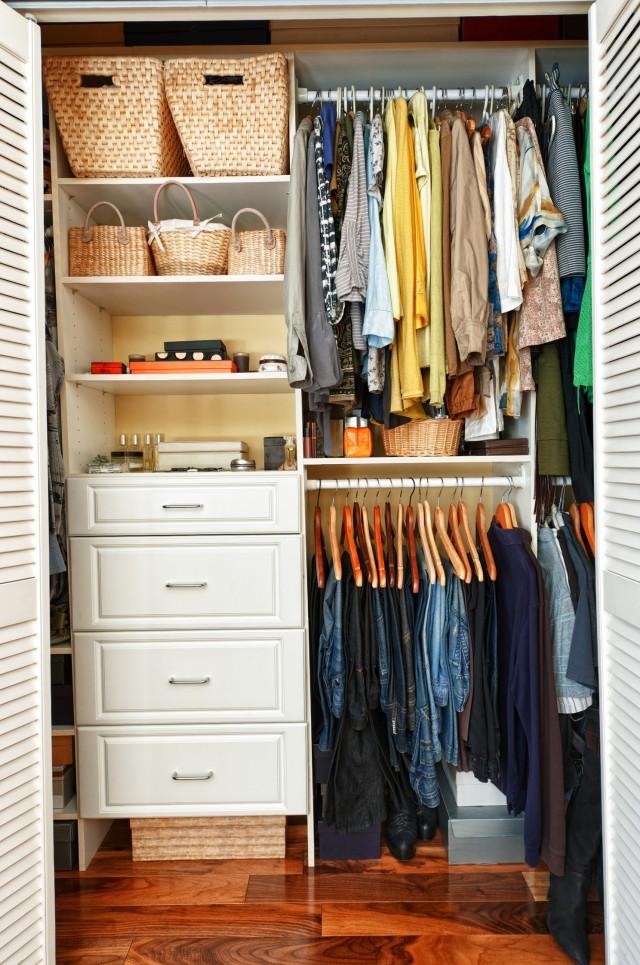Small Closet Room Ideas