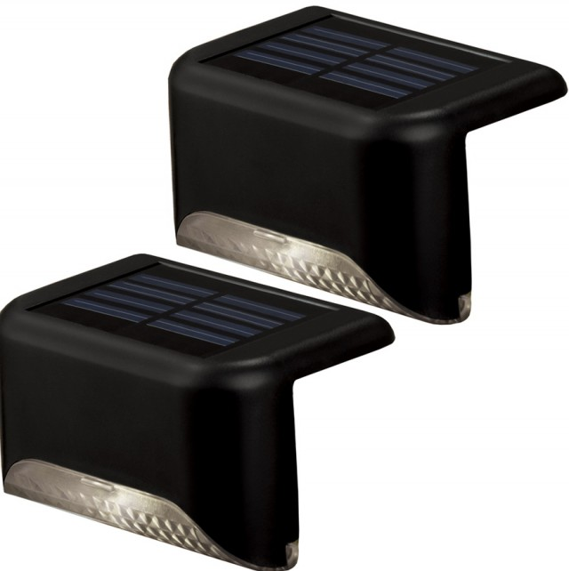 Solar Deck Step Lights Lowes