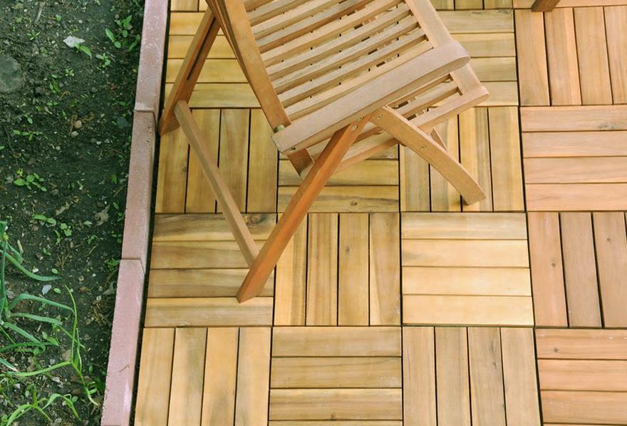 Teak Deck Tiles Wholesale
