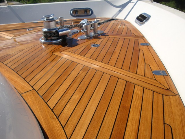 Teak Decking Systems Sarasota