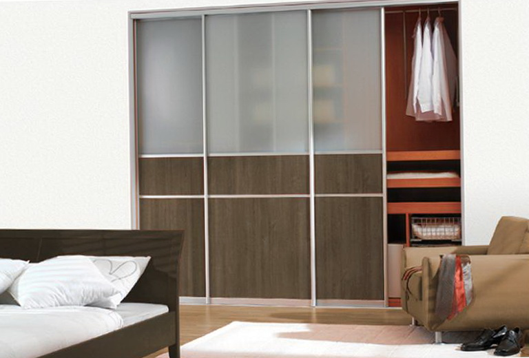 Track Doors For Closets