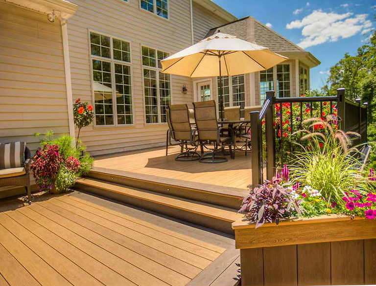 Trex Deck Pricing Per Square Foot