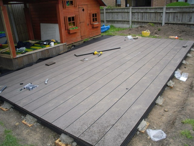 Trex Decking Installation Tools