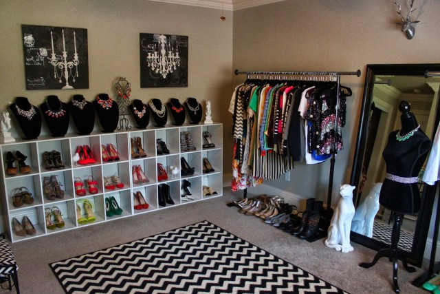 Turning A Bedroom Into A Closet Ideas