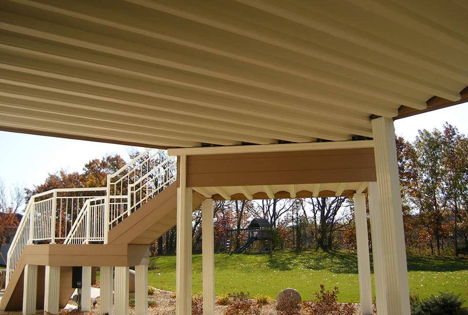 Under Deck Waterproofing Diy