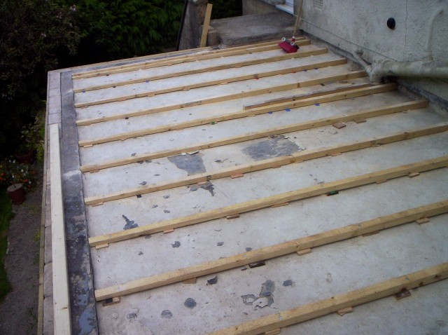 Under Deck Waterproofing Membrane