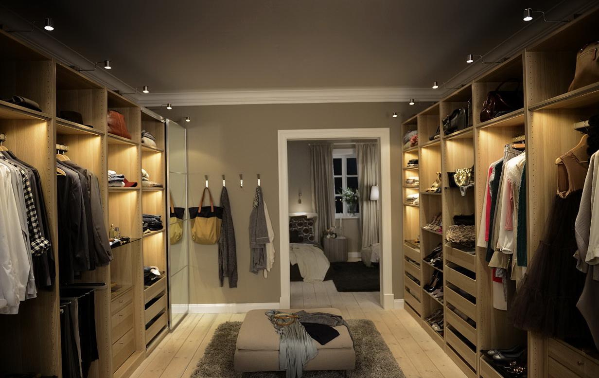 Walk In Closet Ikea Pax